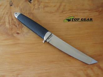 """Cold Steel 6"""" Master Tanto Knife, VG-1 San Mai III Steel - 35AB"""