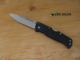 Cold Steel Air Lite DropPoint Knife, AUS-10A Stainless Steel - 26WD
