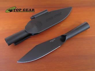 Cold Steel Bushman Survival Bowie Knife - 95BBUSK