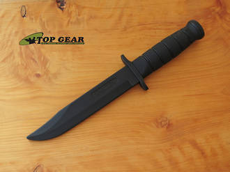 Cold Steel Leatherneck S-F Rubber Combat Training Knife - 92R39LSF