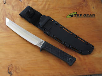 Cold Steel Recon Tanto Knife, VG-10 San Mai Steel - 35AM