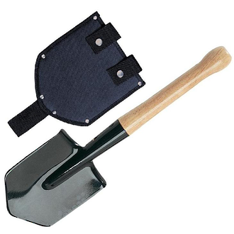 Cold Steel Special Forces Shovel with Sheath - 92SF