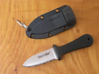 Cold Steel Super Edge Neck or Keyring Knife - 42SS