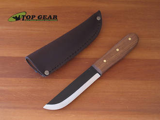 "Condor Bushcraft Basic 5"" Camp Knife, High Carbon Steel - CTK236-5HC"
