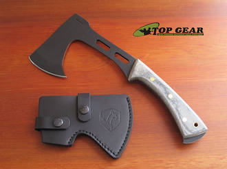 Condor Soldier Axe / Hatchet, 1075 High Carbon Steel -  CTK4058C13.6