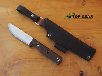 "Condor Swamp Romper 4.5"" High Carbon Steel Camp Knife - CTK3900-4.5HC"