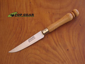 Mam Table Steak Knife - Beechwood Handle NAM11