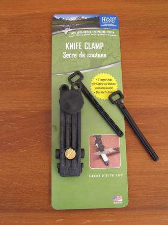 DMT Aligner Blade Guard / Knife Clamp - ABG