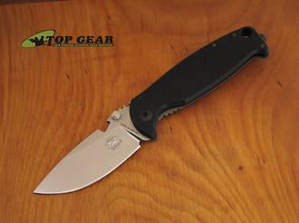 DPx Hest Hest/F Milspec Tactical Folder, Sleipner Tool Steel - DPHSF007