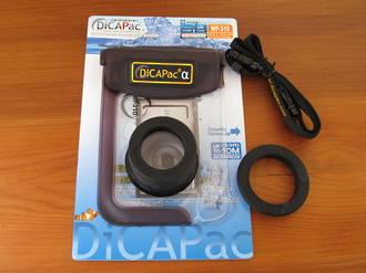 Dicapac Digital Camera Waterproof Case , 10.5 X 16 cm - WP310