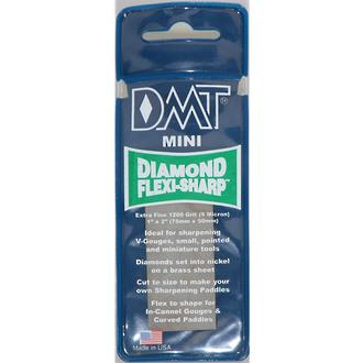 DMT Mini Diamond Flexi-Sharp Sharpener, Fine Grit - SO2F