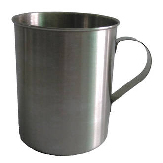 Domex Stainless Steel Mug - 450 ml