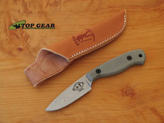 Esee Camp-Lore JG3 Fixed Blade Knife - ESEE-JG3