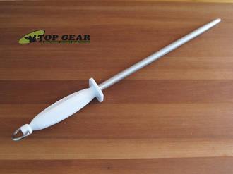 "Egginton 12"" Professional Sharpening Steel - 5 Grit Sizes"