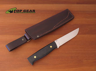 Enzo Badger 115 Hunting Knife - D2 Tool Steel PK115 with sheath