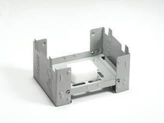 Esbit 2 Postion Pocket Stove for Hexamine Solid Fuel - Model 7913