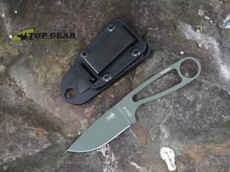 Esee Izula Survival Knife, Olive Drab - IZULA-OD