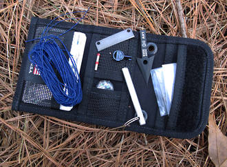 Esee Izula Mini Survival Kit - WALLETKIT