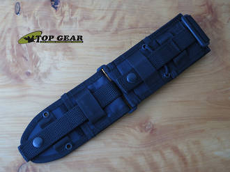 Esee Molle Back for Esee 5 and 6, Black - ESEE-52MB