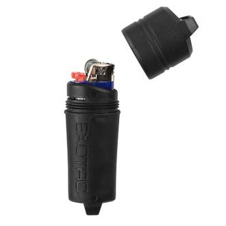 Exotac Firesleeve for Bic Classic Lighter, Black - 5005BLK