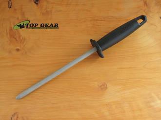 "Eze Lap 8"" Diamond Butchers Steel 20 cm - Fine Grit Model G"