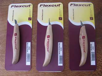 Flexcut Detail Carving Knife - 3 Models