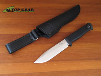 Fallkniven S1 Forest Survival Knife with Leather Sheath - S1L