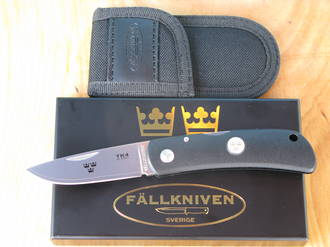 Fallkniven Te Kronor Lockback Knife (TK4) - Zytel