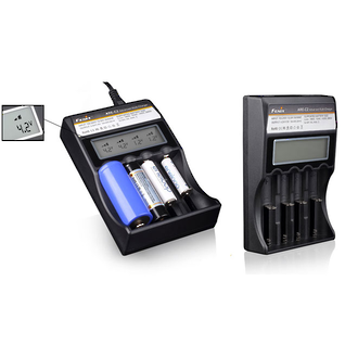 Fenix Are-C2 Advanced LCD Battery Multi-Charger - ARE-C2