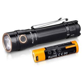 Fenix LD30 Ultra-Compact Outdoor Flashlight, 1,600 Lumens - E4EE502572