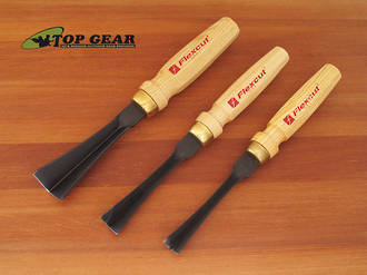 Flexcut 90 Degree V-Tool Parting Tool - 17, 20 or 35 mm