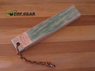 Marbles Signature Leather Field Strop - FLX01