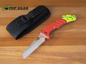 Fox ALSR 2 Rescue Knife, N690 Stainless Steel -  FX-447SF