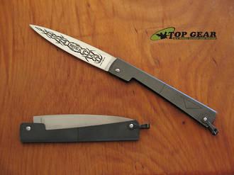 Fred Perrin Douk-Douk Vendetta Corsica Folding Knife - FRDV