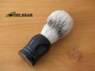 Garos Goods Boar Bristle Shaving Brush - 86234