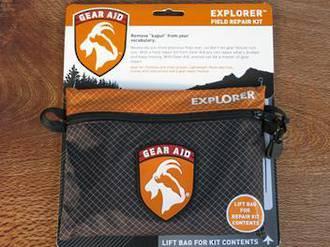 Gear Aid Explorer Field Repair Kit