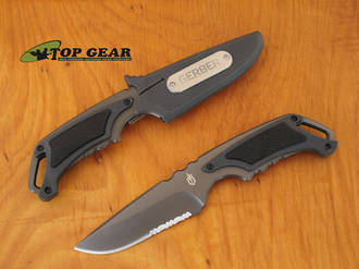 Gerber Basic Fixed Blade Knife - 31-000367