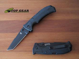 Gerber Edict Folding Tanto Knife - 30-001020N