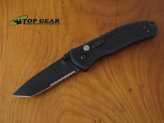 Gerber Propel Downrange Assisted Opening Knife, Black - 30-000840N