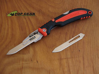 Gerber Vital Exchangeable Blade Folding Knife - 31-002736