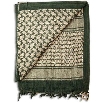 Grindworx Military Shemagh/Tactical Scarf - Foliage Green 6369