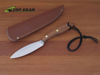 Grohmann #1 D.H. Russell Original Design Knife, Rosewood Handle - R1