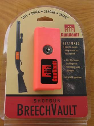 Gunvault Shotgun Breech Vault - 12316