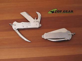 IXL Wostenholm 3-Piece British Army Clasp Knife - IXLSW3PCE/GB
