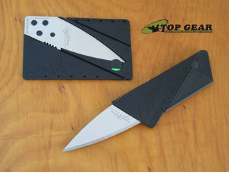 Ian Sinclair Cardsharp 2 Credit Card Knife, Natural - IS1