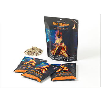 Insta-Fire Firestarter, 3-Pack - 35892