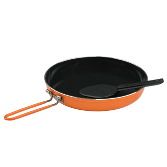 Jetboil 8 Inch Summit Skillet with Nesting Turner - SKLT