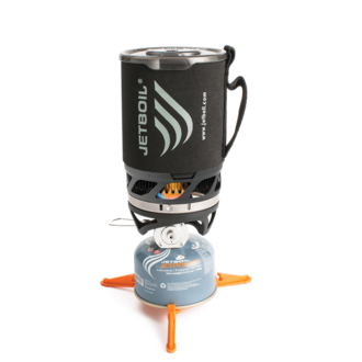 Jetboil Micromo Personal Cooking System, Carbon - MCMOCBN