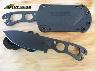 Ka-Bar Becker Necker Carbon Knife BK11