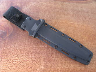 Ka-Bar Large Synthetic Nylon Sheath, Black - 1216